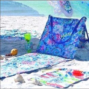 Lilly Pulitzer Beach Mat NIB